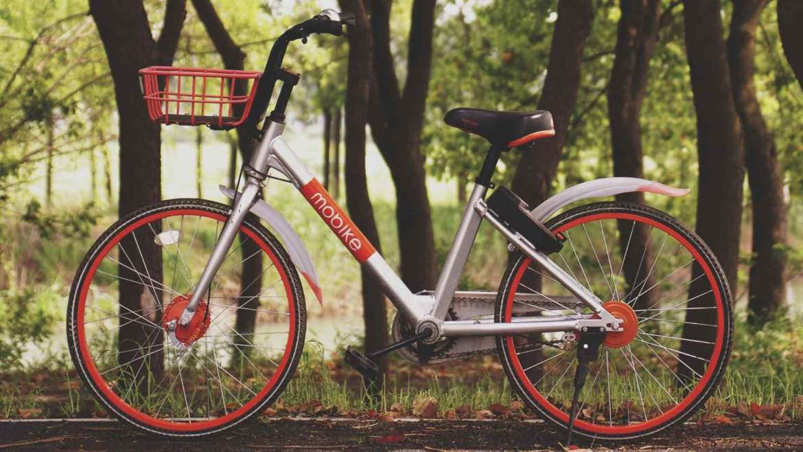 Transportation in China- Mobike shared bicycle