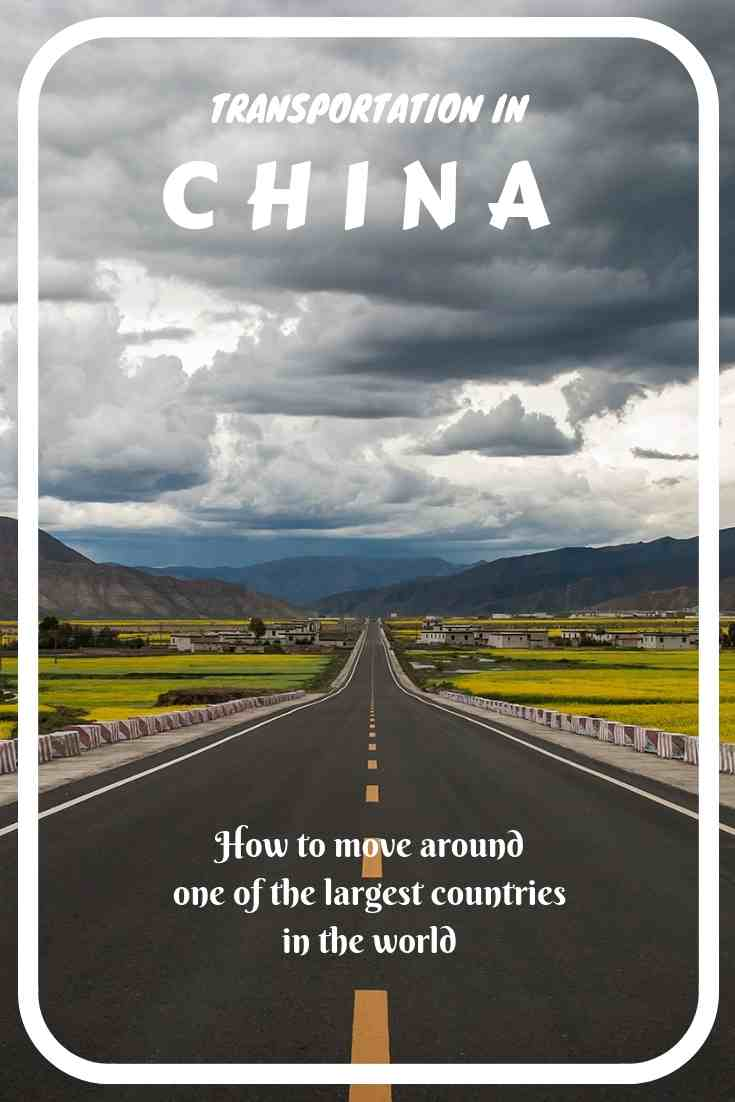 China is one of the largest countries in the world. And using the transportation in this country is an important part of your journey there. Check out more about the transportation in China!