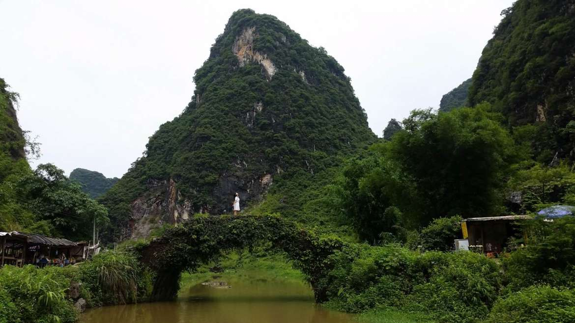 Explore South China! Yingxi Karst Hills area