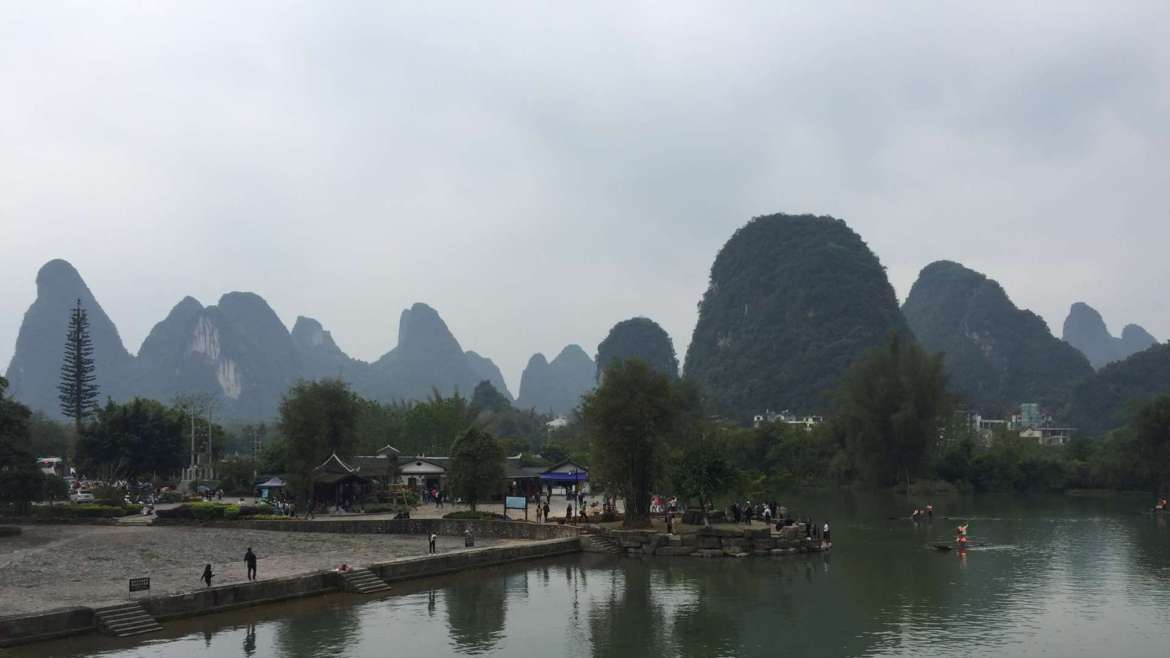Explore South China! Yulong River at Yangshuo