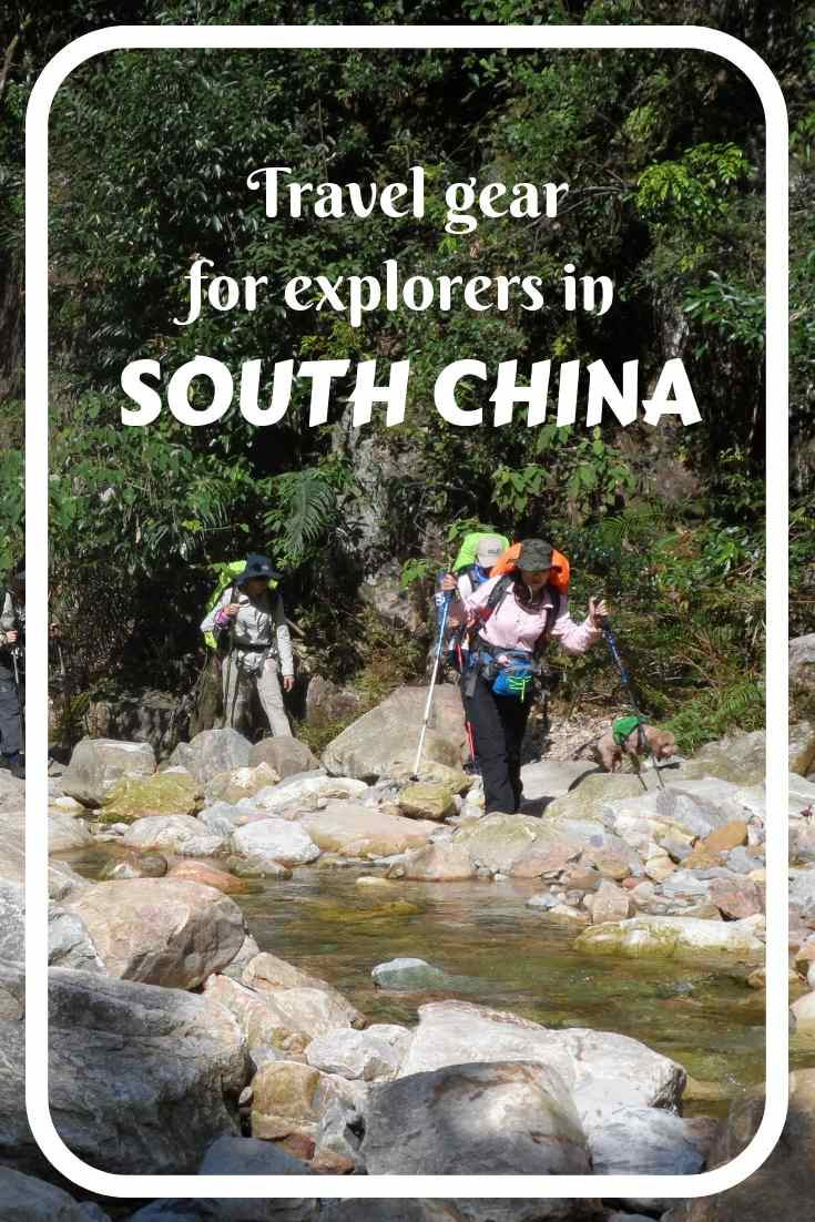 South China has much more to reveal beyond its famous destinations. Let's explore this area deeply, and see your South China travel gear that you need!