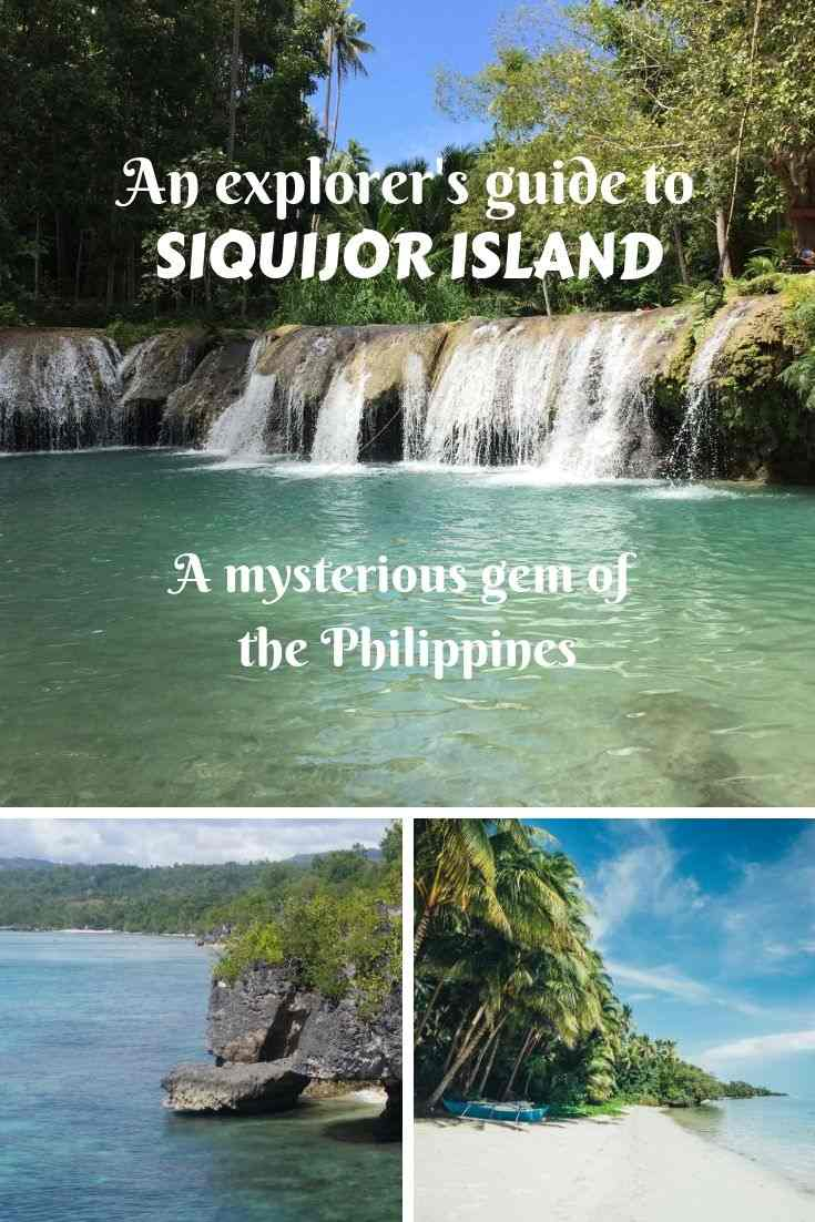An explorer's guide to Siquijor- what to do in Siquijor in the Philippines, and how to explore this island!