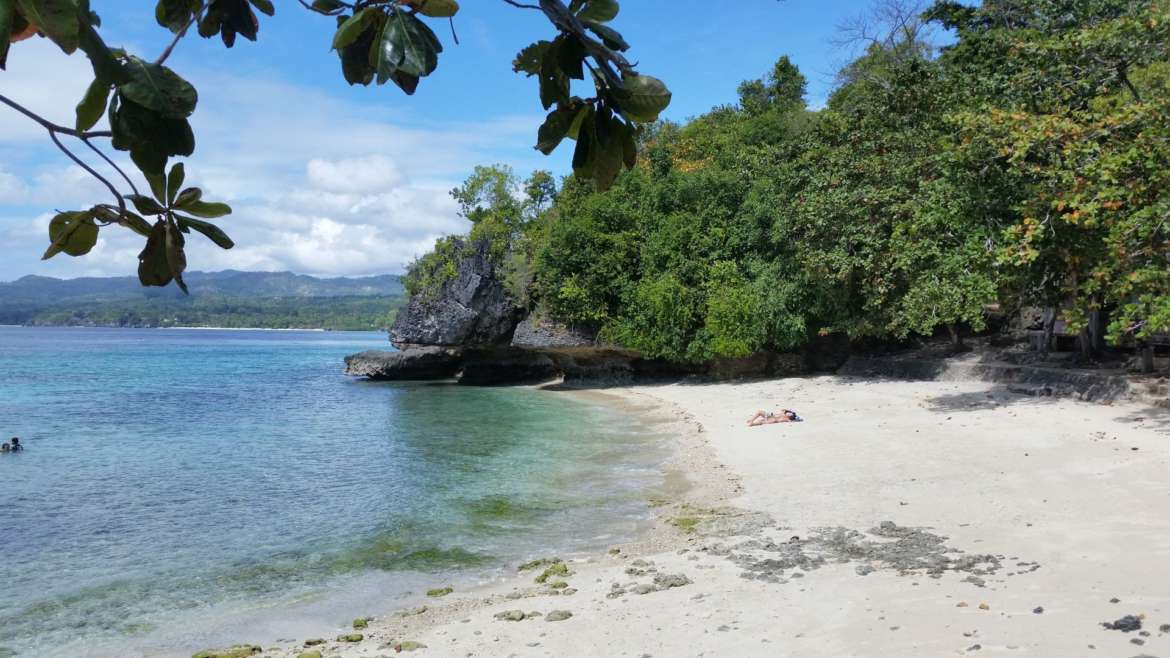 What to do in Siquijor- Salagdoong Beach