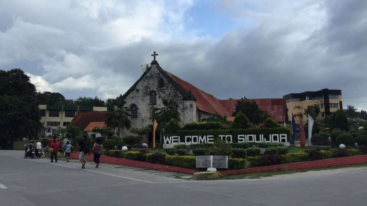What to do in Siquijor- Church of St. Francis of Asisi