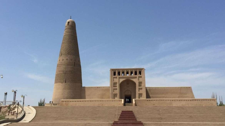 Travel in Turpan- Emin Minaret