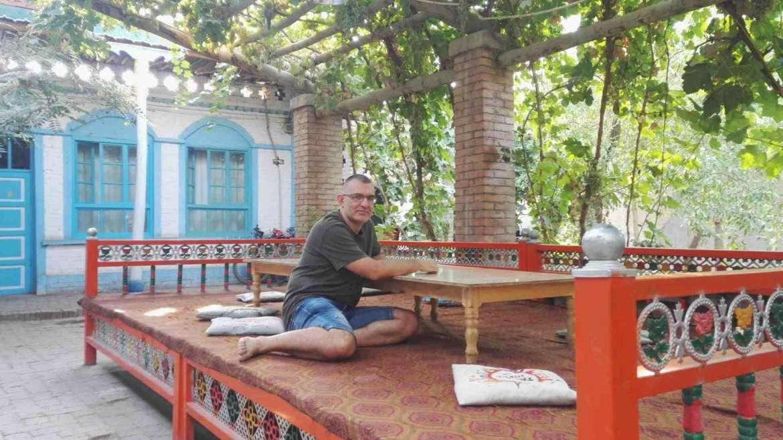 Travel in Turpan