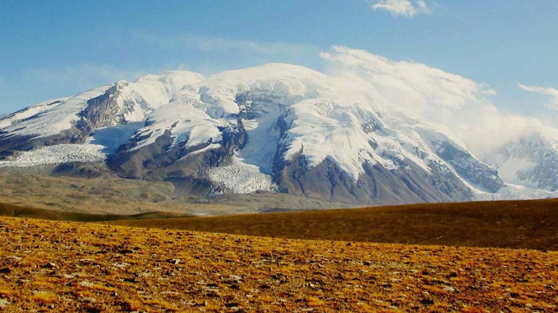 Xinjiang travel regulations- Muztagh Ata