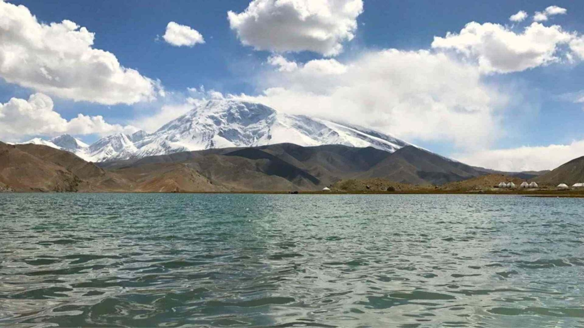 Travel on the Karakoram Highway in Xinjiang, China- Muztagh Ata and Karakul Lake