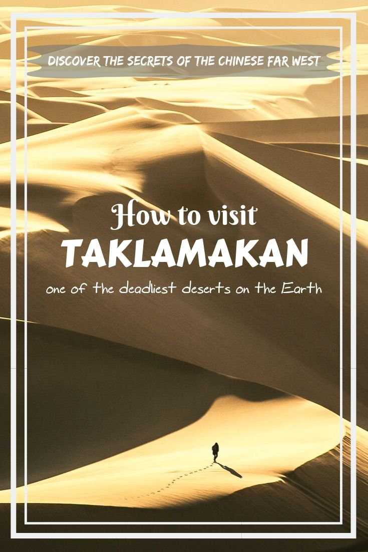 Taklamakan is the second largest dune desert on the Earth, located in Xinjiang, China. Learn how to visit Taklamakan Desert and get an amazing experience from this challenging place!