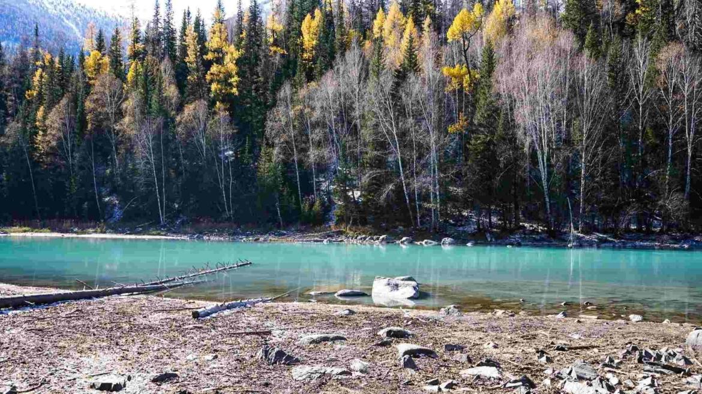 Xinjiang travel- Kanas Lake area