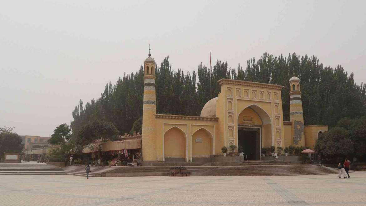 A journey to Kashgar- Id Kah Mosque