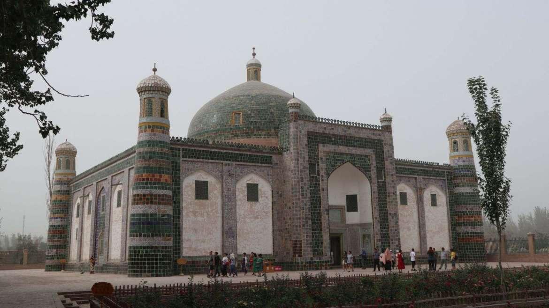 A journey to Kashgar- Afaq Khoja Mausoleum