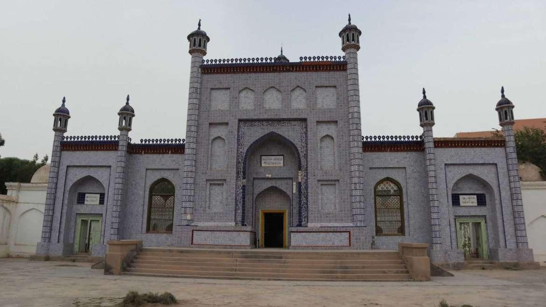 A journey to Kashgar- Yusuf Khas Hajib Tomb