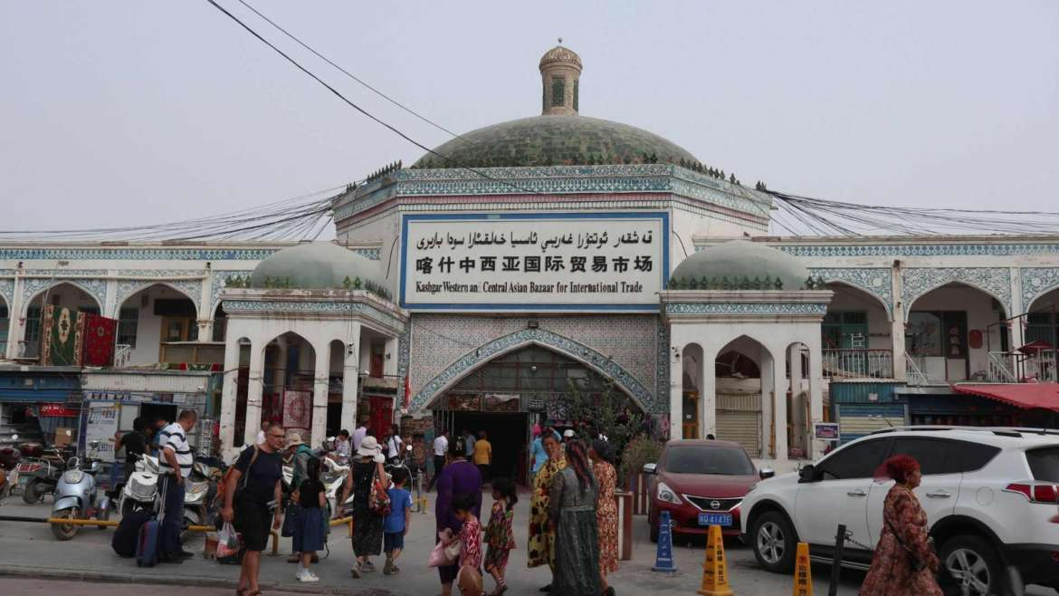 A journey to Kashgar- at the gate of the East Bazaar