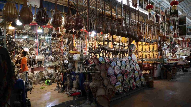 A journey to Kashgar- inside the East Bazaar