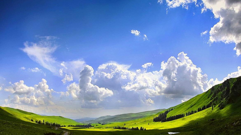 Narati Grassland in Xinjiang