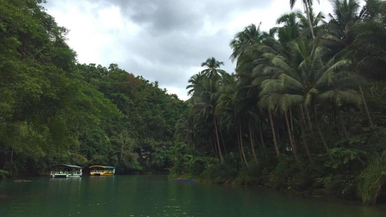 On Loboc River