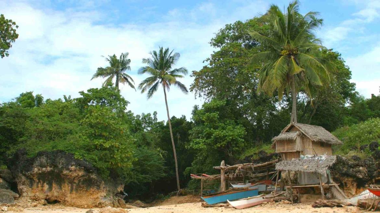 A hut in Masbate