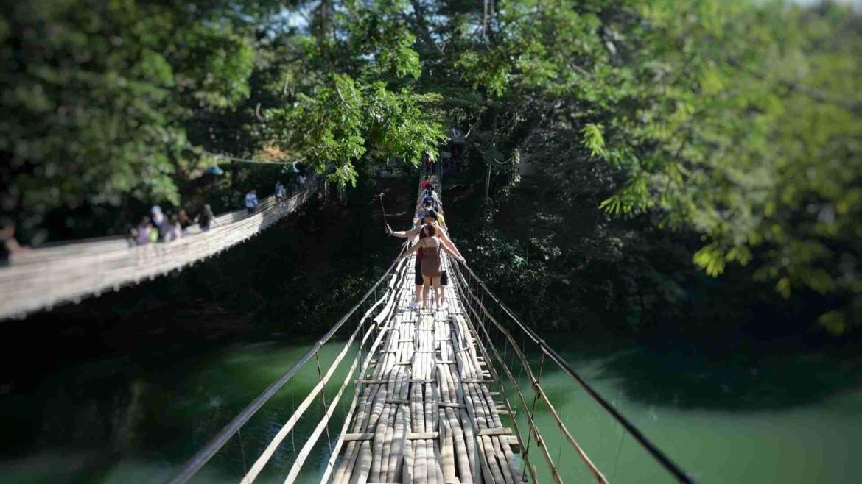 Sipatan Twin Hanging Bridges