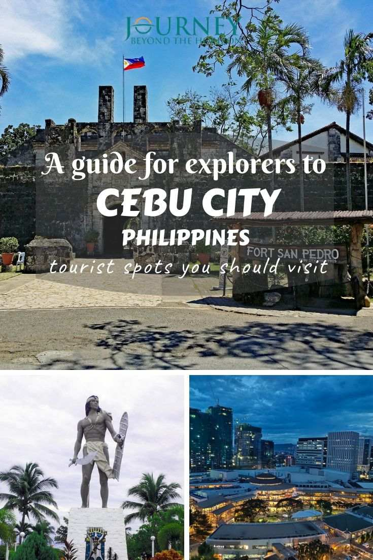 Cebu is the oldest living city in the Philippines, with the most famous explorer of all time- Magellan as its symbol. Let's explore Cebu City and visit its important tourist spots!