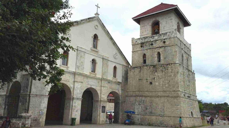 Baclayon Church