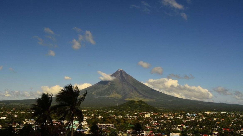 Legazpi and Mayon Volcano