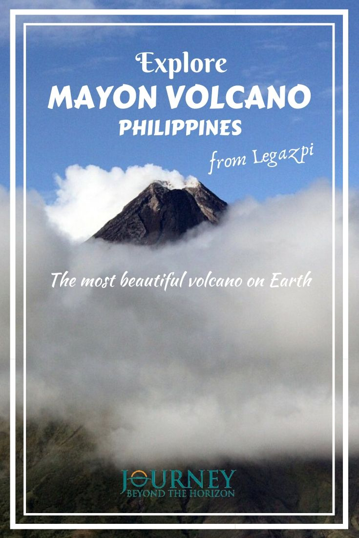 Mayon is the most beautiful volcano on Earth, with its perfect conical shape. Make a journey to Mayon Volcano in the Philippines, from Legazpi City!