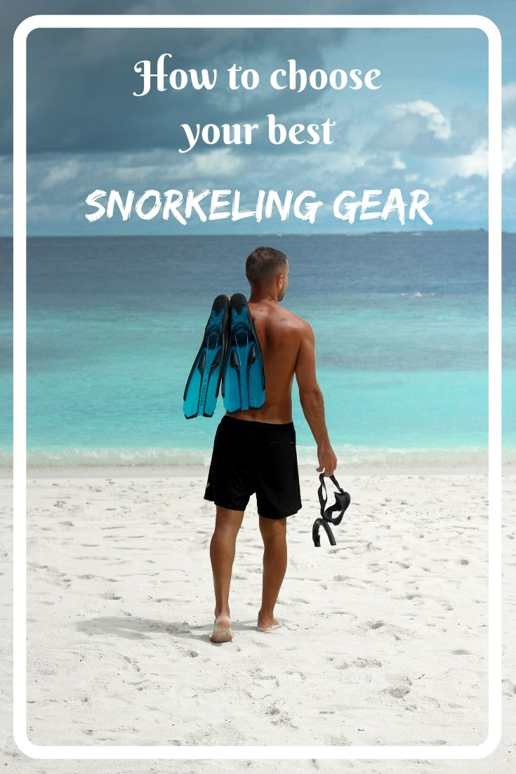 Want to see and touch the underwater world? It's easy. All you have to do is to choose your best and proper snorkeling gear.