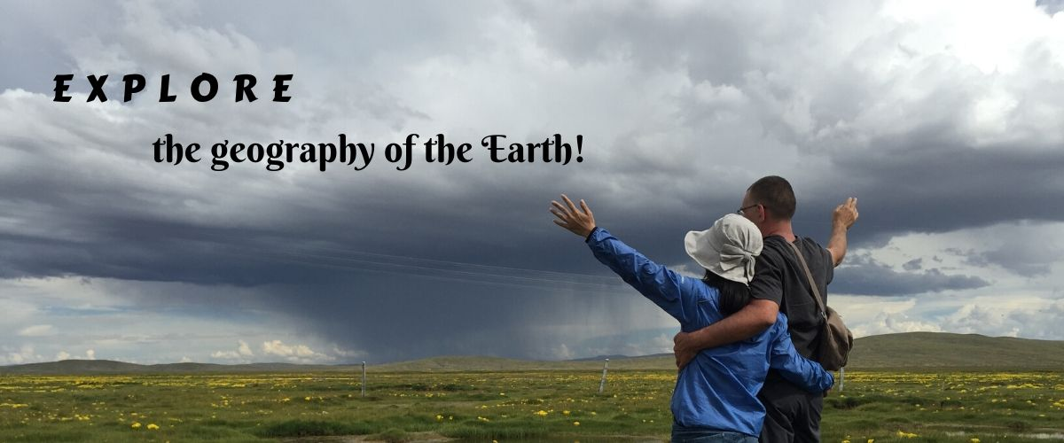 Journey Beyond the Horizon- Explore the geography of the Earth!