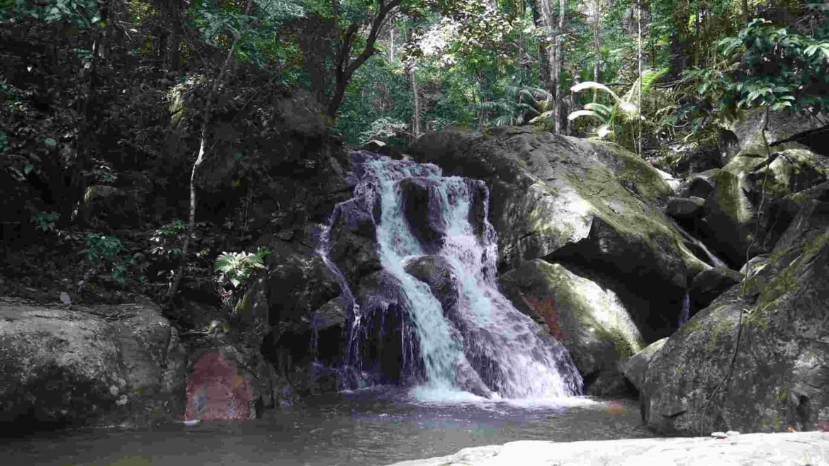Ali's Waterfall in Tioman Island
