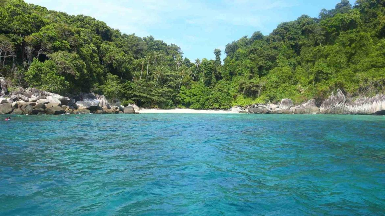 Genting Bay at Coral Island