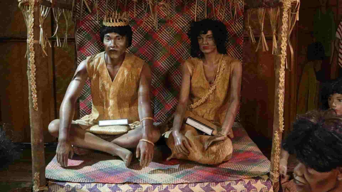 The oldest aboriginal people in the Malay Peninsula