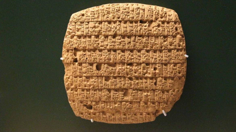 Sumerian scrypt