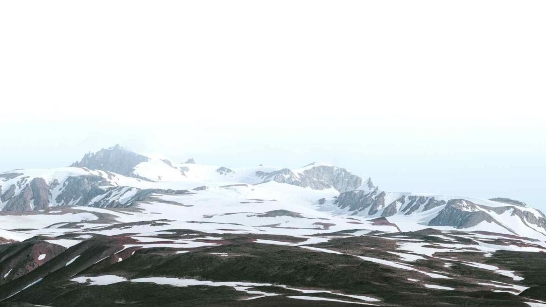 Novaya Zemlya landscape