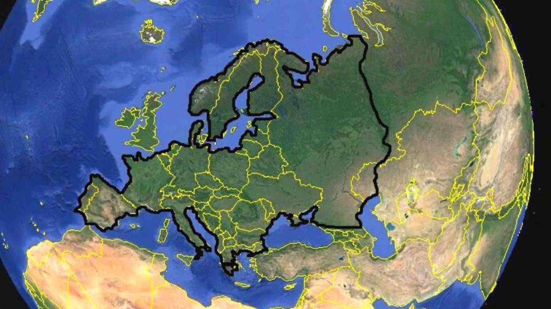 Mainland Europe