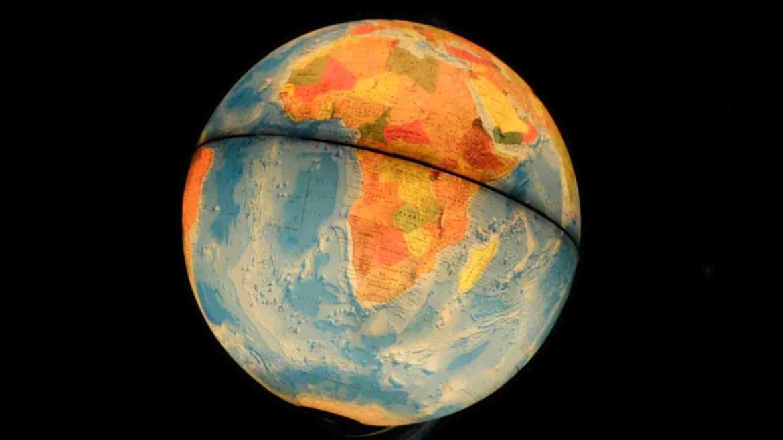 The Equator of the Earth- Latitude 0