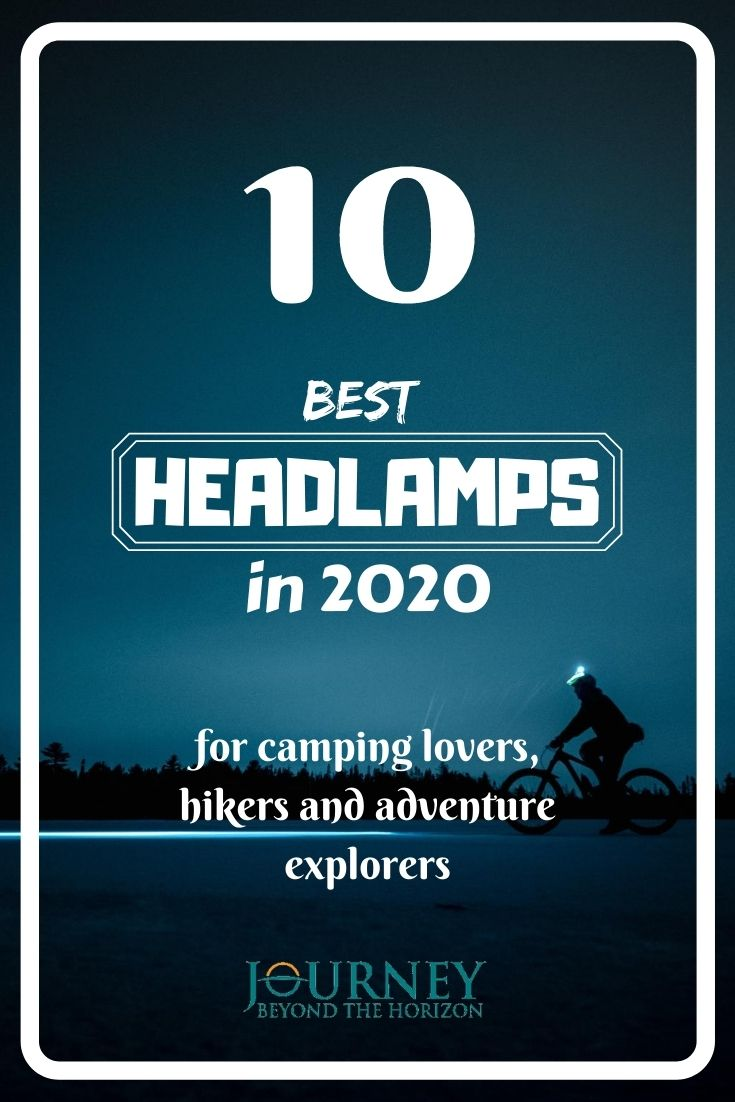 The 10 best headlamps in 2020 for camping lovers, hikers and adventure explorers- a buying guide
