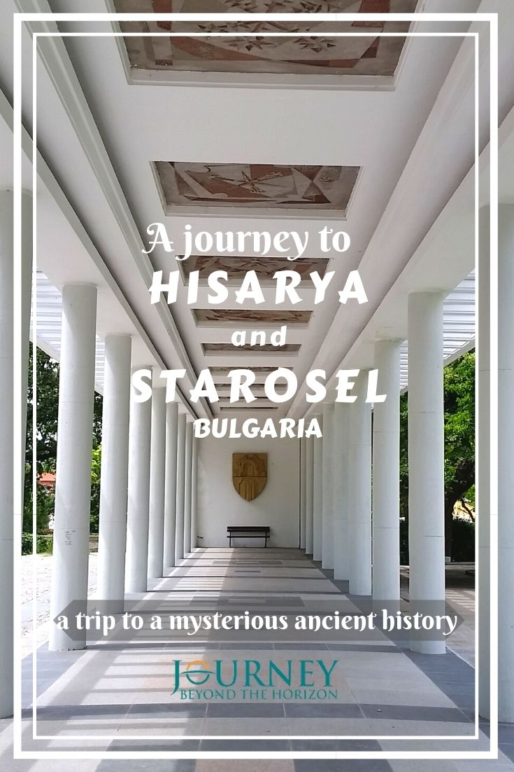 Let's make a journey to Hisarya and Starosel, Bulgaria and explore the ancient Roman and Thracian history in these historic sites!