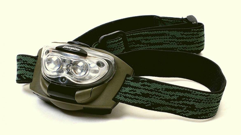 An average headlamp