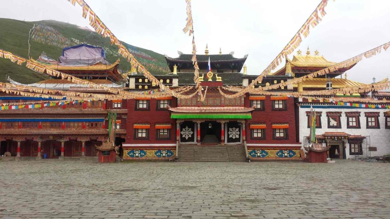 Tagong (Lhagang) Monastery