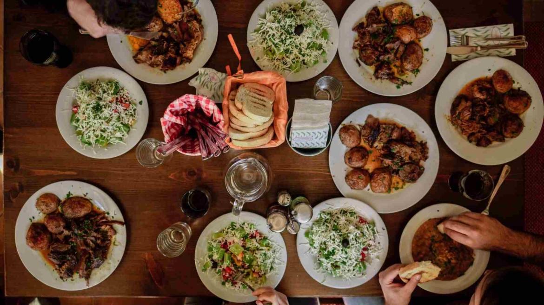 Rhodope meals