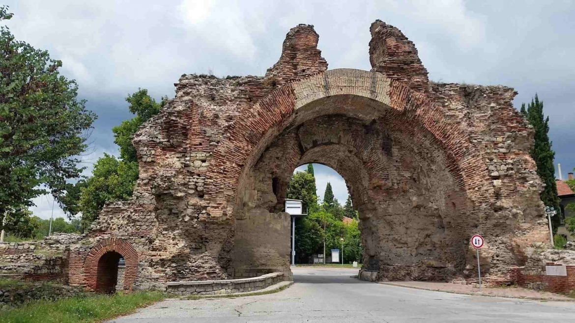 The South Gate of Diocletianopolis