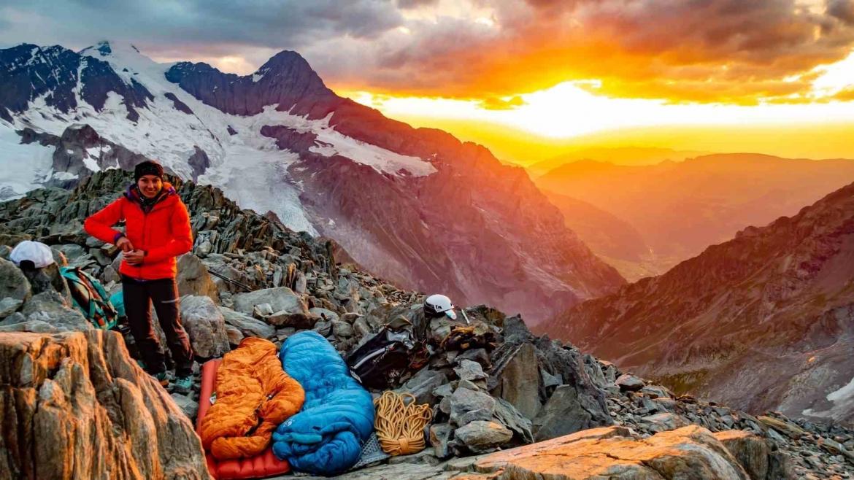 Best sleeping equipment, mountaineering equipment