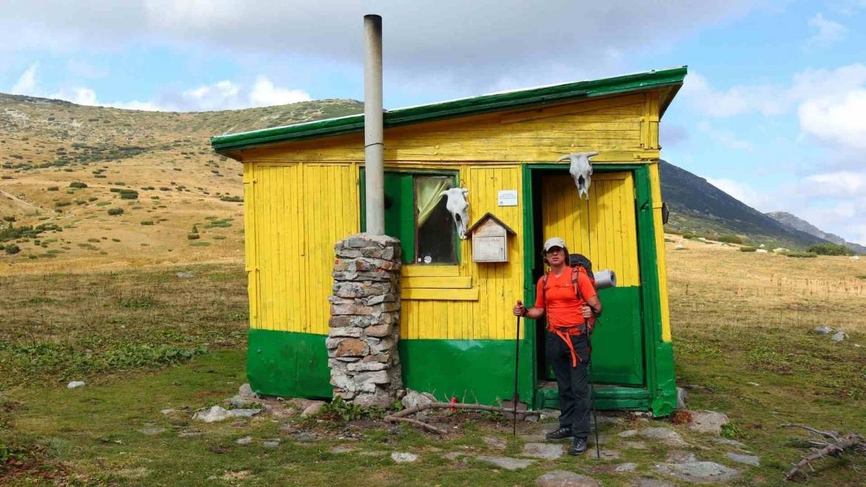 Kobilino Branishte shelter, between Northwest and Central Rila