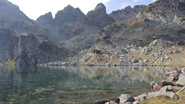 Strashnoto Lake in Northwest Rila
