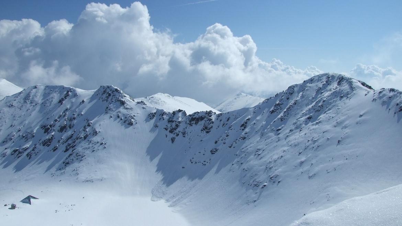Rila Mountain in winter