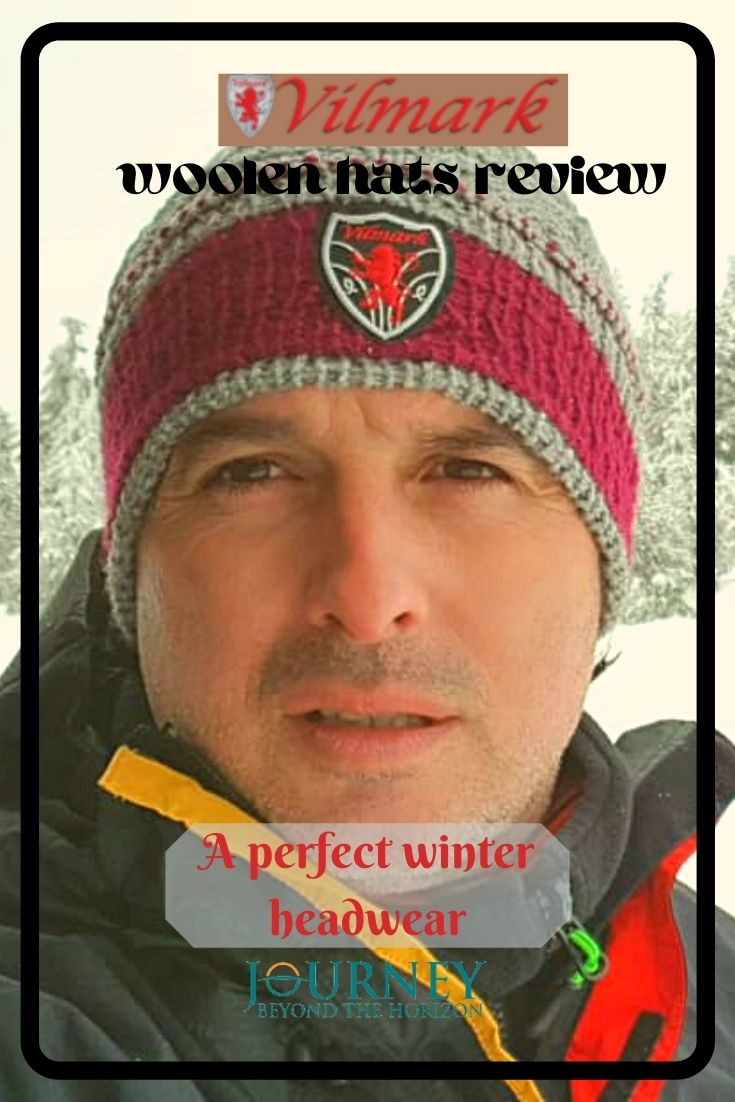A perfect winter headwear- Vilmark winter hiking hats review